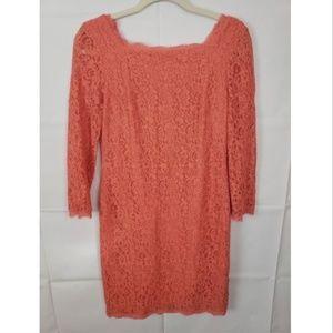 Adrianna Papell Sheath Dress Size 8